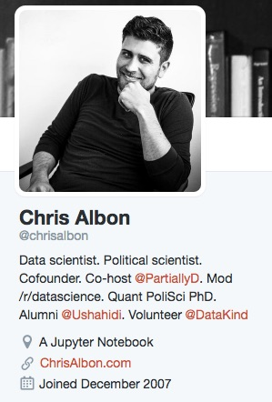 Chris Albon