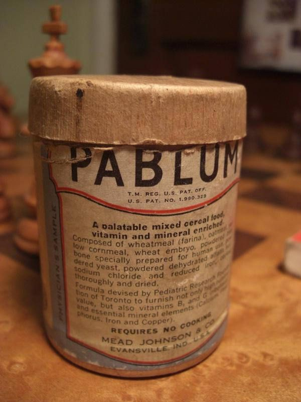 Pablum, Politics and Brilliant